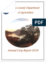 2018 Crop Report for Lake County, California