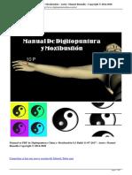 Digitopuntura China y Moxibustion 9.3 - Manual en PDF