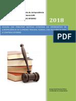 Notícias STF 2018 informativo