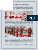 Commissioning Sprinkler Systems for Fire Emergencies
