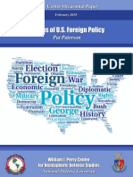 Origins of US Foreign Policy