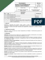 PRO 106 - Controle_Equip. Med Monit - Rev04 - 101117