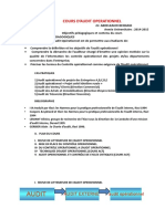 Cours Audit Operationnel 2014-2015 1