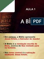 1-A BÍBLIA