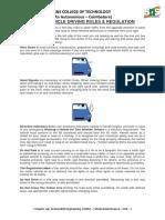 Motor Vehicle Driving Rules & Regulation