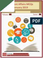Current Affairs MCQs Ebook January 2019.pdf