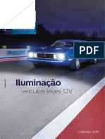 Philips Catalogo Automotivo 2018