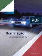 Philips Catalogo Automotivo 2018