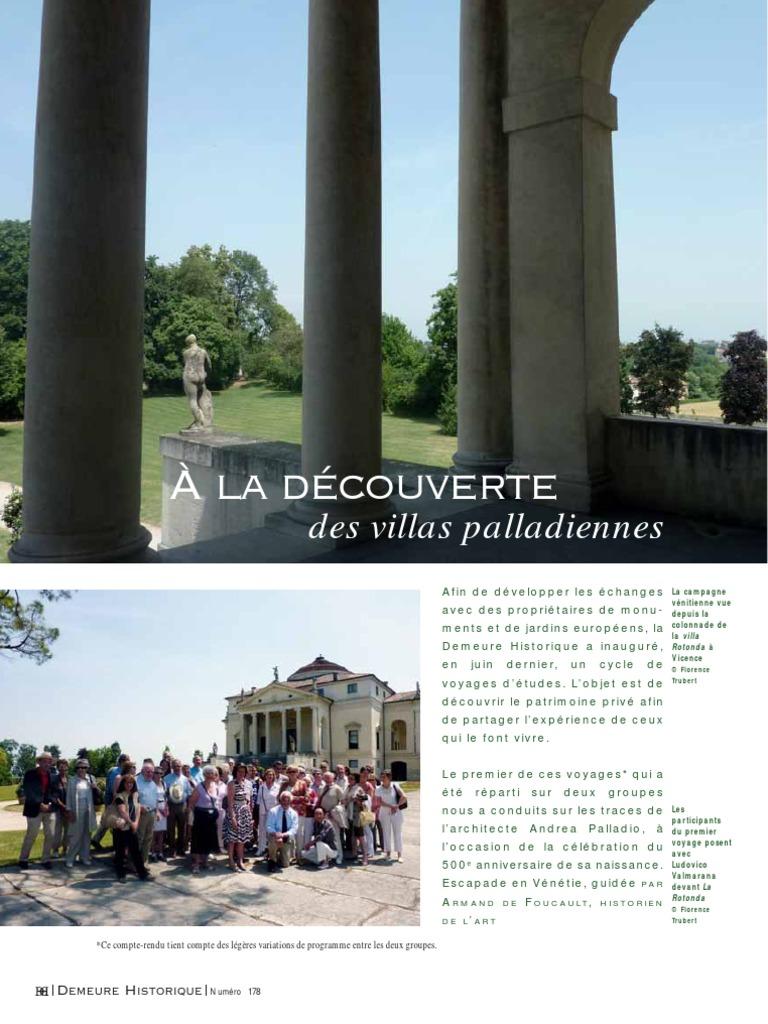 Revue De La Demeure Historique (décembre 2010