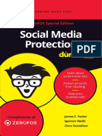 Social-Media-Protection-For-Dummies-ZeroFOX-Special-Edition