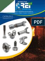 Rei Auto Parts Catalogo Cardan e Diferencial 2019