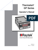 Thermalert Raytek GP