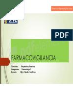 Microsoft PowerPoint - FARMACOVIGILANCIA SEMANA 2