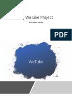 Final project-welike1