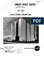 Vehicle Assembly Building Fact Sheet