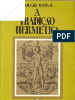 JULIUS EVOLA - A TRADIÇÃO HERMÉTICA