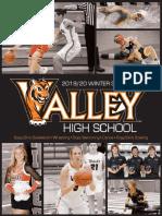 Valley Sports Winter 2019-20 Profile