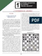 9º CLASE  - CASILLA DE ESCAPE f3 o f6.