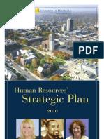 U Michigan HR Strategic Plan