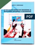 Strategiile Didactice Moderne Si Invatarea Eficienta a Geografiei