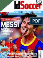 World Soccer – November 2010-TV