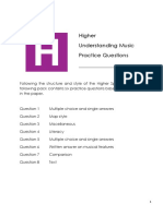 practice questions booklet