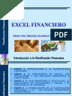Introduccion a Excel Financiero