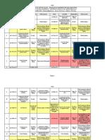 TAC (JuS) - Cronograma de trabajo