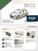 Peugeot 307 Dag Owners Manual