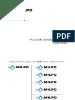 Manual de Identidad Corporativa Milpo