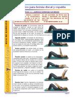Pilates Para Hernia Discal