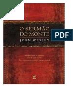 O Sermão do Monte - John Wesley.pdf