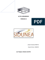 SIDUNEA
