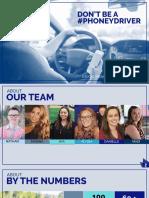 phoney driver sm sg campaign