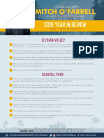 CD13 Year in Review 2019 - Elysian Valley Glassell Park