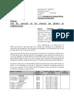ESCRITO DE PENSIONES DEVENGADAS