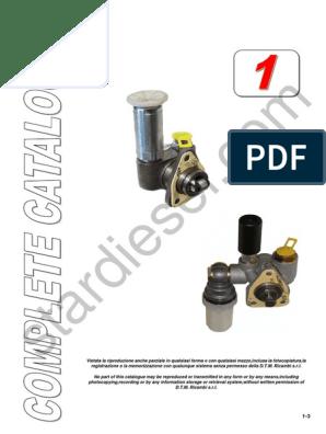 pompa LAMBORGHINI 003.8319.6 SAME 2.4519.160.0 BCD 1910//5