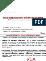 UNIDAD II - 1 CLASE ADMINISTRACION DE OPERACIONES MINA 441 - 442.pptx
