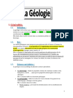 La Géologie Converti