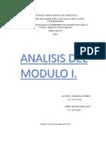ANALISIS MODULO 1