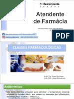 Aula 6 _ classes farmacológicas_MIPS ou principais