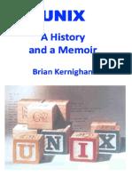 Kernighan - UNIX_ a History and a Memoir 2020