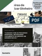 80 Maneiras Para Economizar Dinheiro Finanças Pessoais