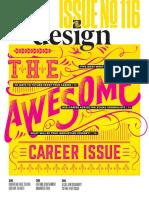 Society of News Design Magazine / Issue 116