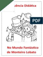 Mundo Fantástico de Monteiro Lobato