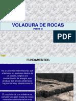 CURSO VOLADURA DE ROCAS 2009 I.pps