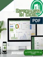 Brochure Especialista en Excel Empresarial 2019