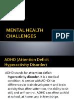 MENTAL HEALTH CHALLENGES.pptx