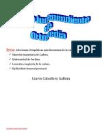 Sinovitis de Cadera