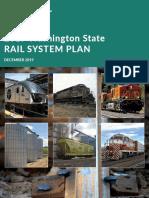 Draft 2019 Washington State Rail Plan